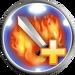 FFRK Swd Mag Firaga Icon