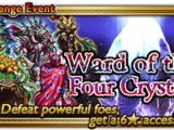 Ward of the Four Crystals