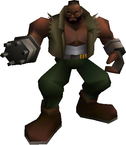 Dating barret ff7