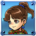 DFFNT Player Icon Porom DFFOO 001