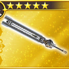 Two-handed Sword.