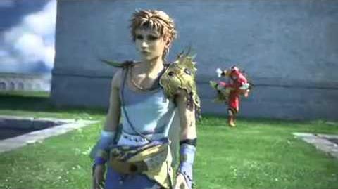 Dissidia 012 Duodecim Final Fantasy - Gilgamesh FMV