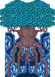 Exdeath sprite albero