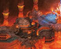FFXII RW flame hall