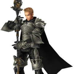 In-game render of Gabranth.
