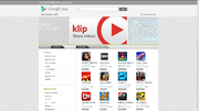 Google Play Web Portal