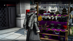Hats All Folks shop from FFXV Episode Ardyn