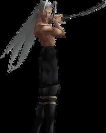 Sephiroth Final Fantasy Vii Boss Final Fantasy Wiki Fandom