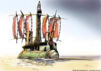 Ship FFXI
