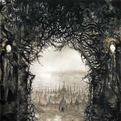 Alternate cover art by Yoshitaka Amano.