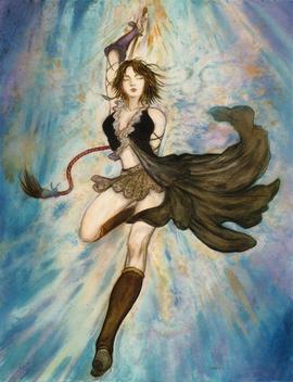 Yuna Amano X-2