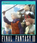 FFIII Steam Card Friends