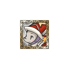 Moogle Time Mage icon in <i>Final Fantasy Tactics S</i>.