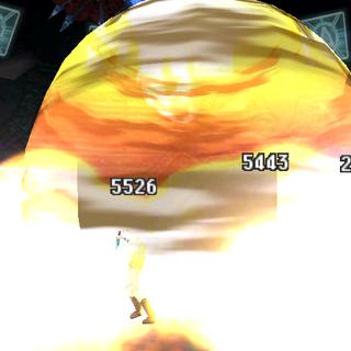 Mega Flare.