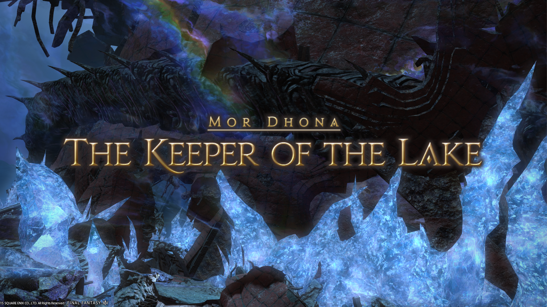 Keeper of the Lake | Final Fantasy Wiki | FANDOM powered by