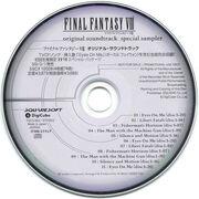 Ffviii special sampler disc