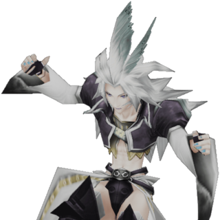 Kuja's second alt.