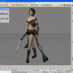 {{subst:w Autodesk 3ds Max 3ds Max}} 4 in pre-render mode.
