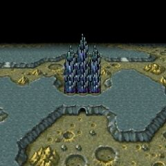 The Crystal Palace on the Moon Map in <i><a href=