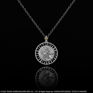 30th anniversary pendant.