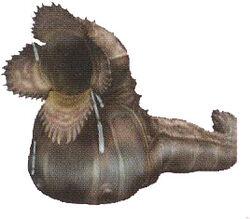 Earth Worm ffx-2