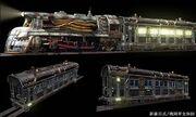 FF7 Train