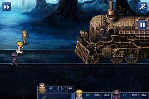FFVI IOS Phantom Train