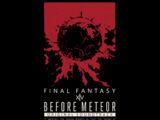 Before Meteor: Final Fantasy XIV Original Soundtrack