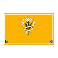 The flag of Gridania.