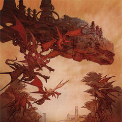 Промо-арт <i>Final Fantasy XII International Zodiac Job System</i>. Автор: <a class=