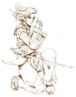Ninja FFXI Ikeda Art