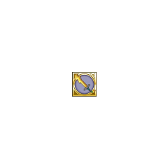 Chocoblade Rank 6 icon.