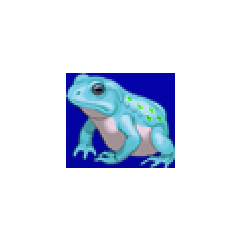 Frog portrait for Ceodore, Edge, Leonora, and Fusoya in <i><a href=