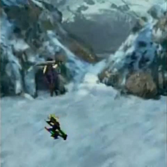 Great Glacier in <i>Before Crisis -Final Fantasy VII-</i>.
