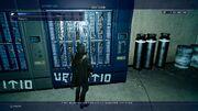Лагерь Глеф торговый автомат оружия ФФ15