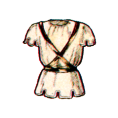 Official art of Clothes from <i><a href=