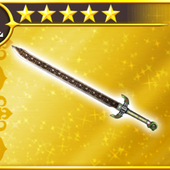 Mythril Blade.