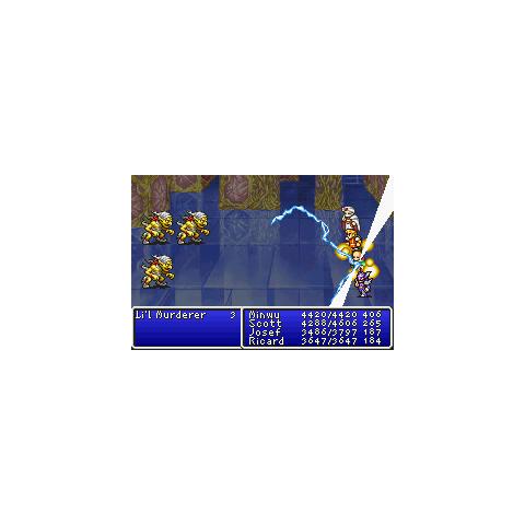 Thunderbolt XII in the <i>Advance</i> version.