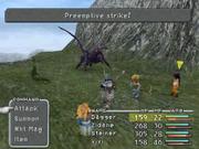 FFIX Preemptive Strike