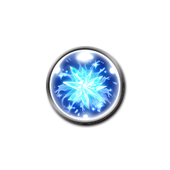 Icon for Freezing Water.