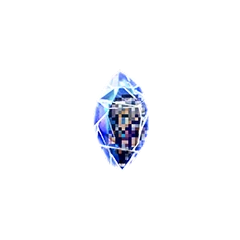 Reks's Memory Crystal.
