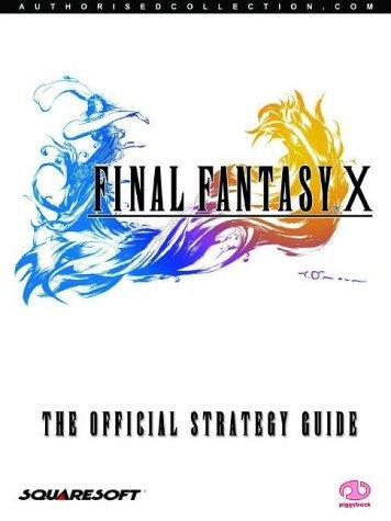final fantasy x/x2 strategy guide pdf