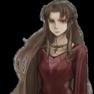 Concept art for <i>Final Fantasy VII Remake</i>.