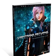 <i>Lightning Returns: Final Fantasy XIII</i> Official Strategy Guide