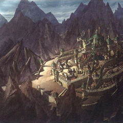 Lorican town (unused).