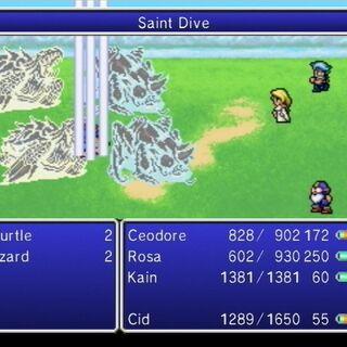 Saint Dive.