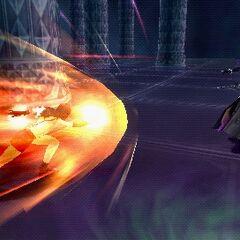Meteor Strike used by <a href=