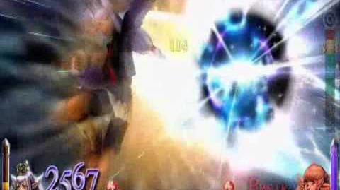 Dissidia 012 Final Fantasy - Prishe's EX Burst
