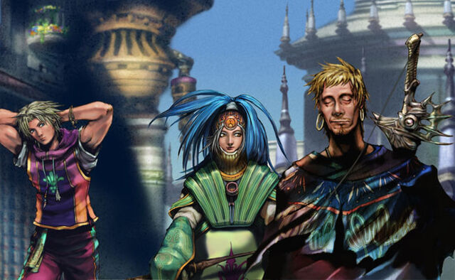 File:Early FFX - Tidus prototype and co?.jpg