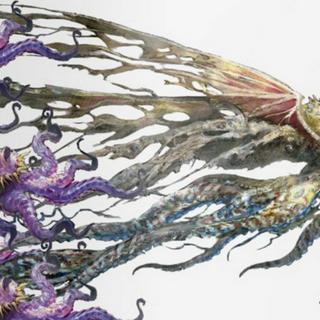 Ultros artwork for <i>Kingsglaive: Final Fantasy XV</i>.